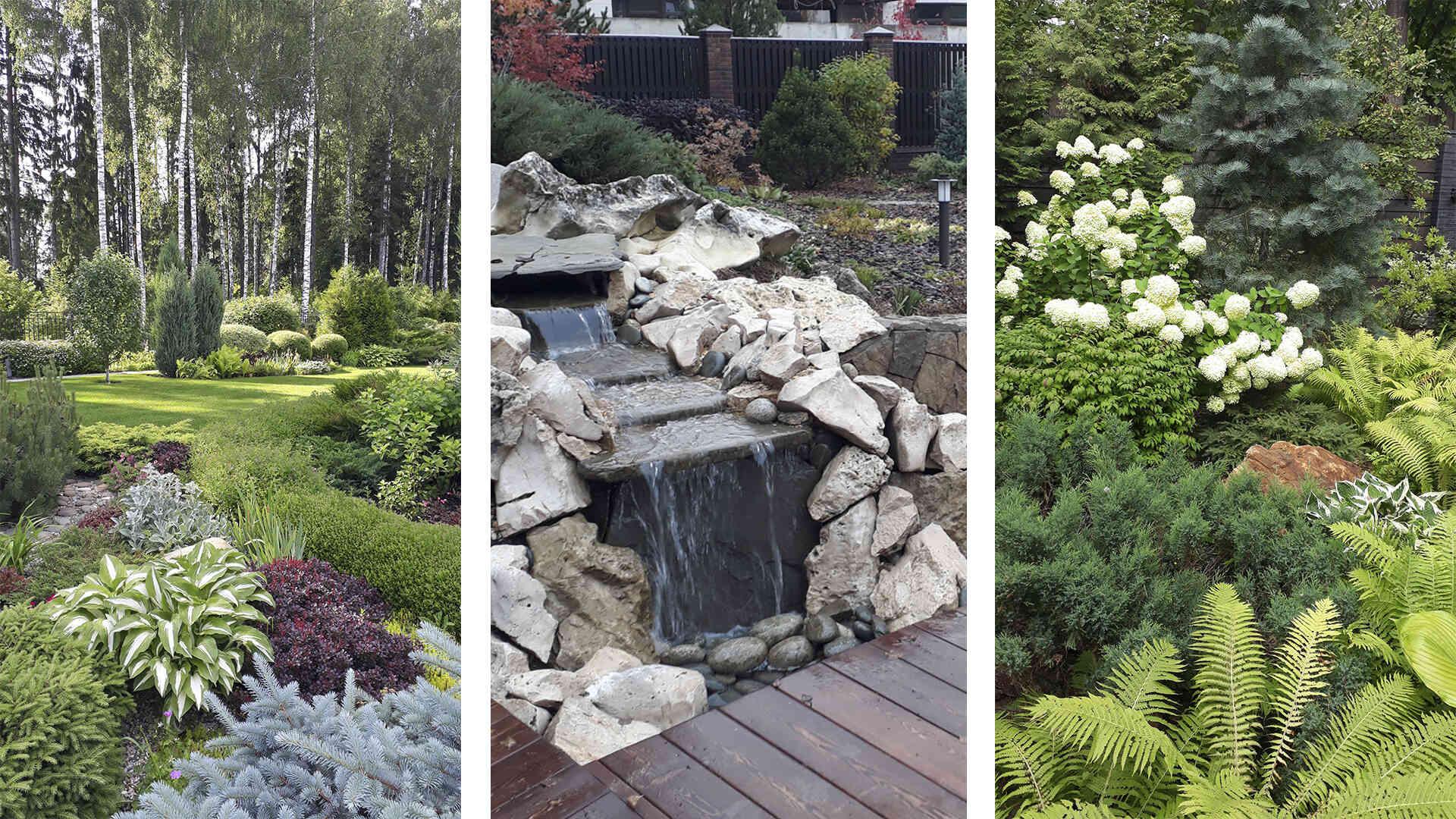 Разумный сад - Фирма по озеленению и ландшафтным работам